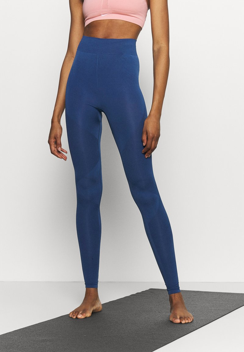 Even&Odd active - Leggings - dark blue