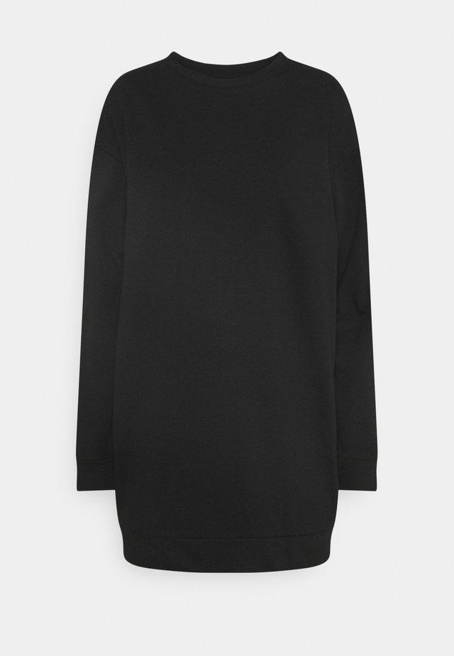 VIRUST O NECK DRESS - Kjole - black