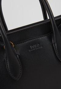 Polo Ralph Lauren - MINI SLOANE - Handbag - black - 6