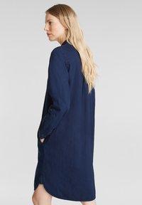 Esprit - Shirt dress - blue dark wash - 2