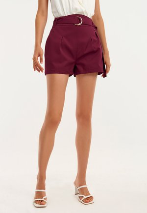 Shorts - dark purple