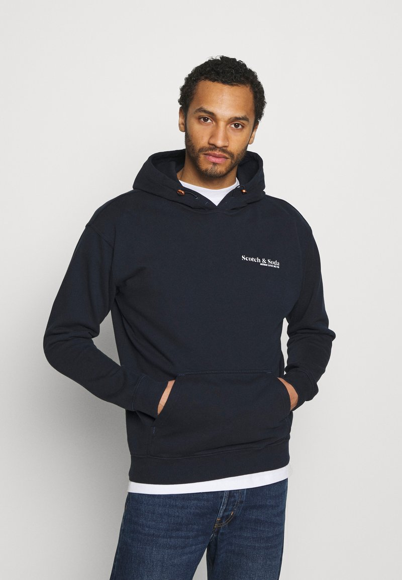 Scotch & Soda - HOODY - Sweatshirt - night