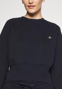Vivienne Westwood - ATHLETIC - Sweatshirt - navy - 5
