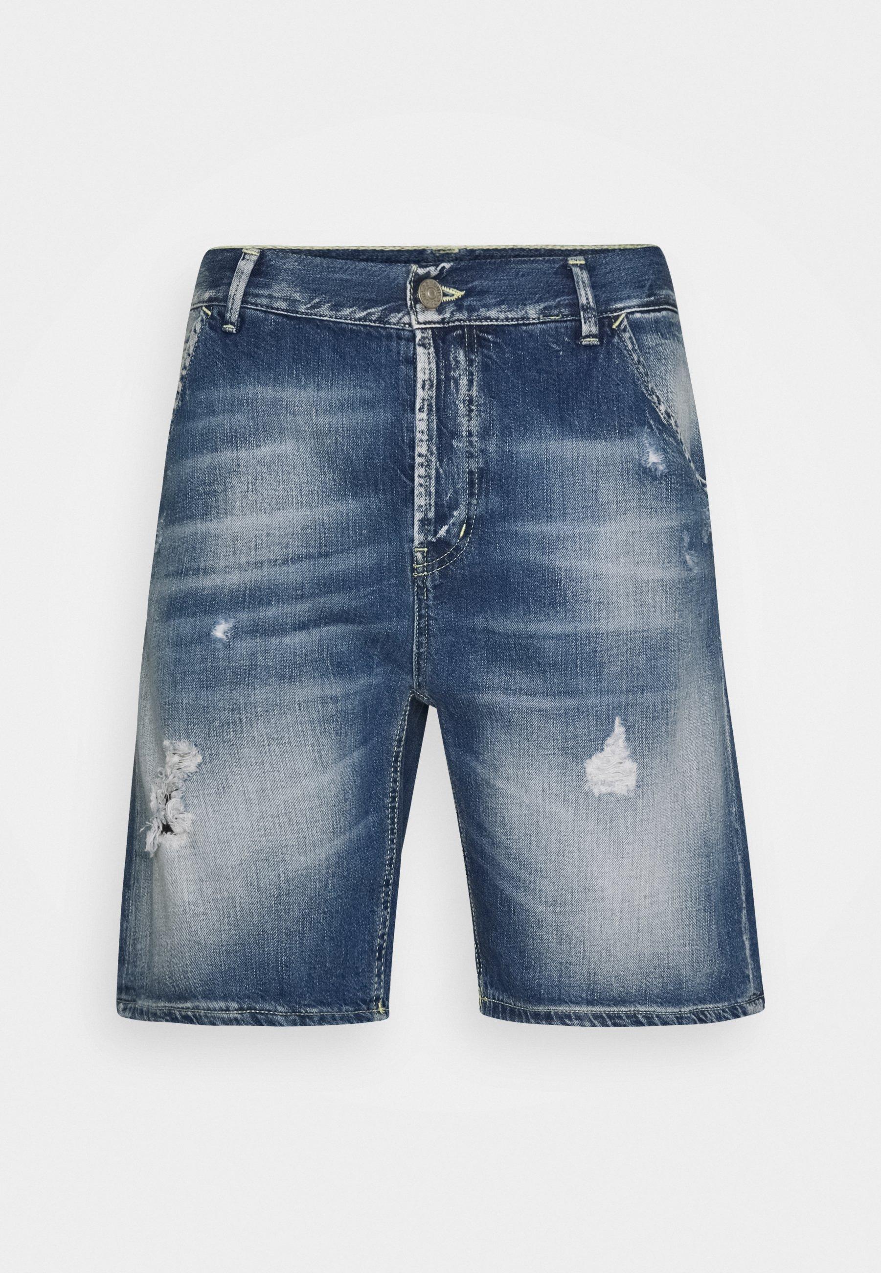 Men JULYAN BERMUDA - Denim shorts