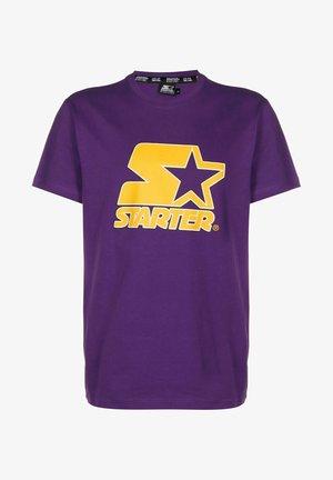 CONTRAST  - T-shirt print - real violet