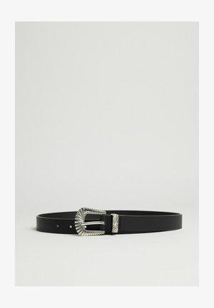 MIT SCHNALLE  - Belt - black