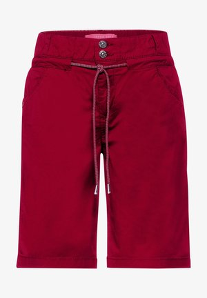 Shorts - gentle red