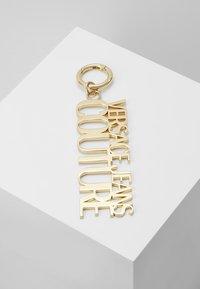 Versace Jeans Couture - Klíčenka - gold-coloured - 0