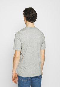 Scotch & Soda - LOGO - T-shirt print - grey melange - 2