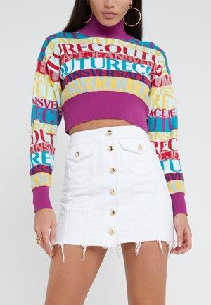 Jupe en jean - bianco ottico