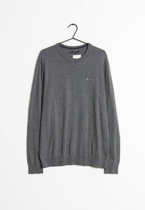 Pullover - gray