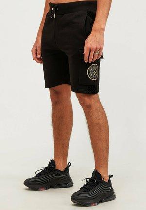 Shorts - black/gold