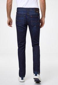 Pierre Cardin - VOYAGE LYON - Slim fit jeans - dark blue - 2