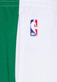 Nike Performance - NBA BOSTON CELTICS CITY EDITION SWINGMAN SHORT - Club wear - white/clover - 2