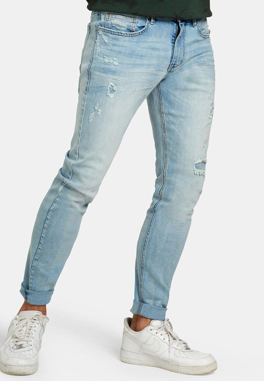 Herren LEROY SKINNY BINC L34 - Jeans Skinny Fit