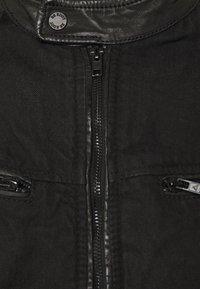 Be Edgy - NINO - Denim jacket - black - 3
