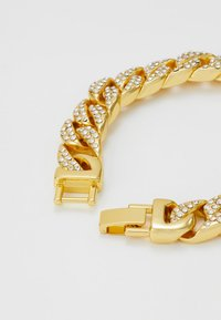Vintage Supply - STONE BRACELET - Náramek - gold-coloured
