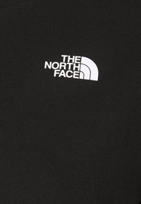 The North Face - FOUNDATION CROP TEE - T-shirts - black - 6