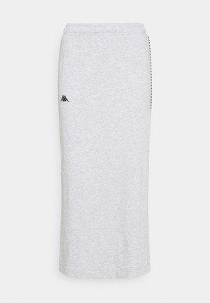 ISMINI - Sports skirt - high rise melange