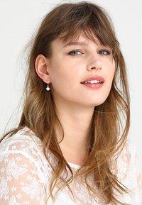 Pilgrim - EARRINGS AMALIA - Korvakorut - silver-coloured - 1