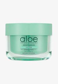 Holika Holika - ALOE SOOTHING ESSENCE 80% MOISTURIZING CREAM  - Face cream - - - 0
