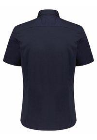 OLYMP No. Six - SUPER SLIM FIT  - Formal shirt - marine - 2