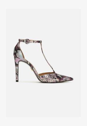 SIMONNE - Zapatos altos - multicolour