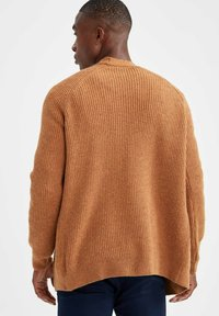 DeFacto - RELAX FIT - Cardigan - yellow - 2