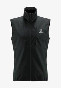 Haglöfs - MULTI FLEX VEST  - Waistcoat - true black - 3