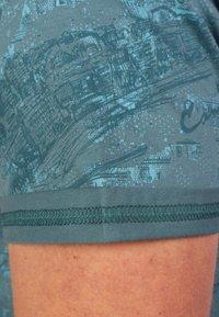 Gabbiano - Polo shirt - kale green - 4