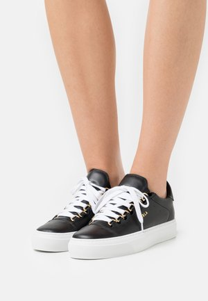 HIKAIA LACE UP - Sneakers laag - nero