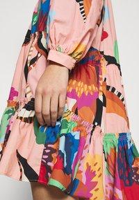 Farm Rio - LUCY FLORAL DRESS - Day dress - multi - 5