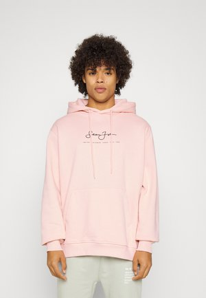 CLASSIC LOGO ESSENTIAL HOODIE - Sweater - light rose