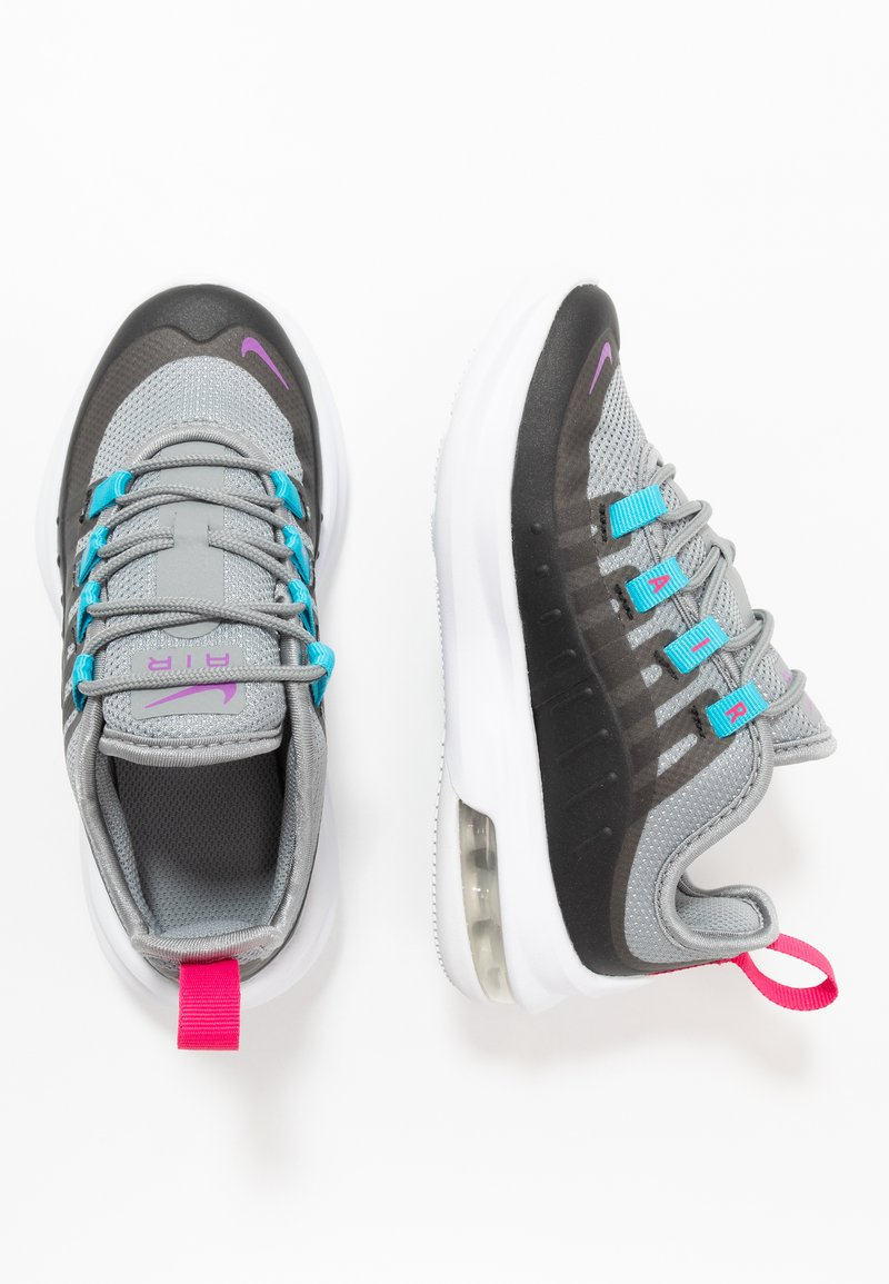 Nike Sportswear - AIR MAX AXIS - Sneakers laag - particle grey/purple/black/blue fury