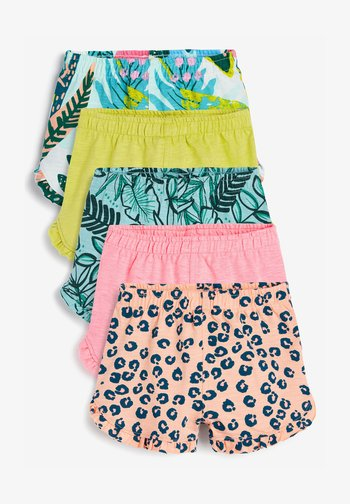 5 PACK  - Shorts - teal