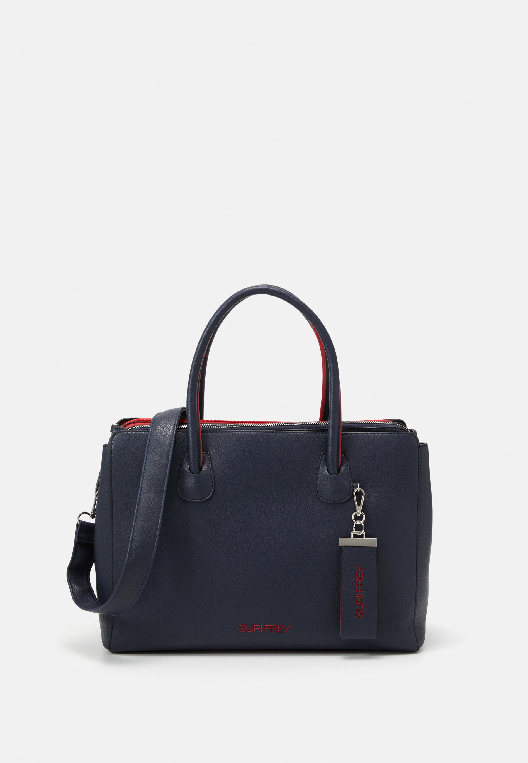 Suri Frey Philly Set - Shopping Bags Blue/red