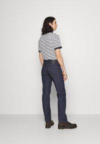 Levi's® Made & Crafted - LMC 551 Z VINTG STRAIGHT - Straight leg jeans - dark blue denim - 2