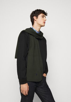 Bufanda - oil cloth green