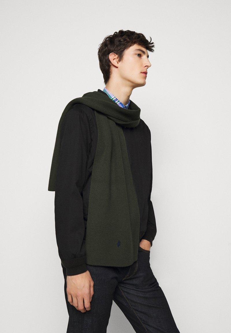 Polo Ralph Lauren - Huivi - oil cloth green