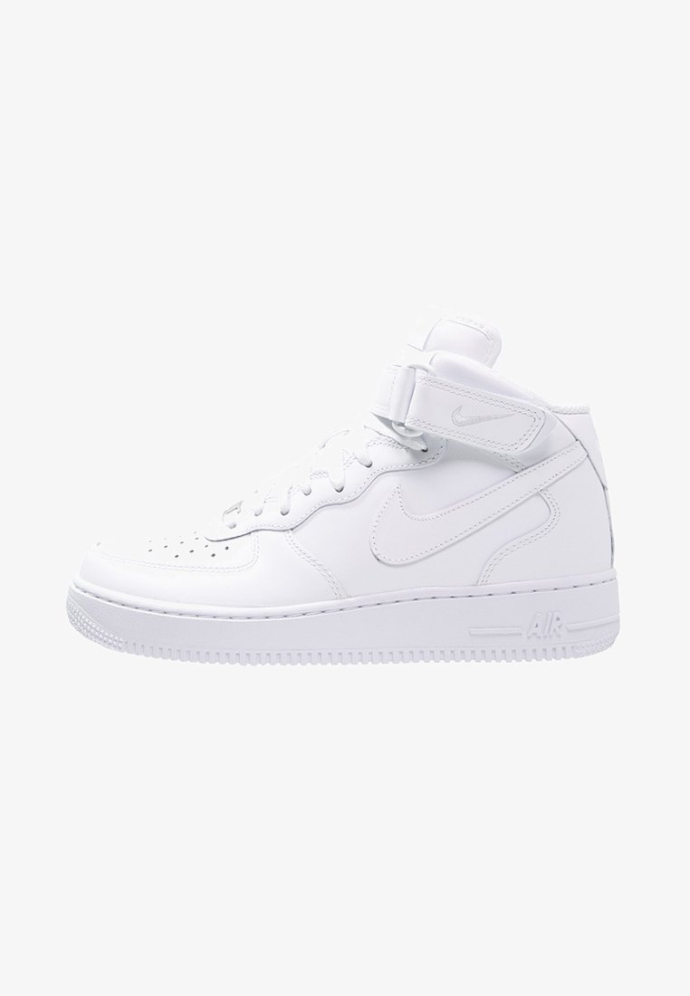 Nike Sportswear - AIR FORCE 1 MID '07 - Zapatillas altas - white