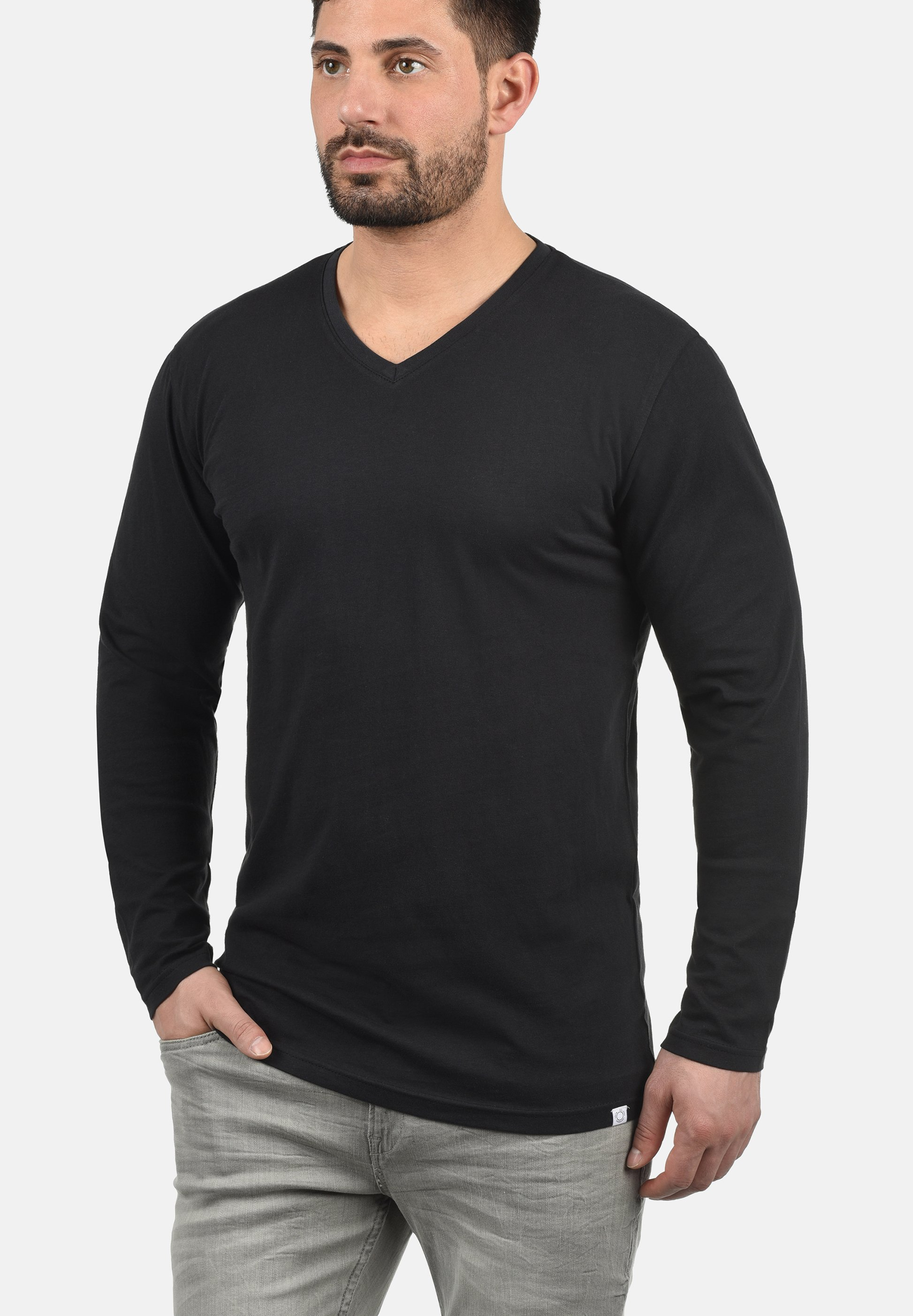 Uomo BEDA - Maglietta a manica lunga
