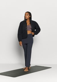 Curare Yogawear - PANTS SKIRT - Tracksuit bottoms - midnight blue - 1