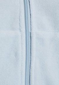 Weekday - JUNO ZIP HOODIE - Zip-up hoodie - baby blue - 6