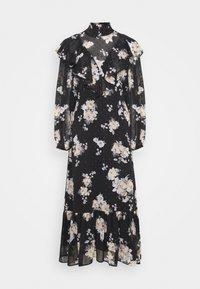 EDITED - WIYANA DRESS - Maxi dress - schwarz - 0