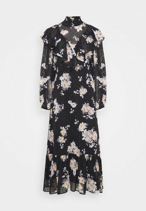 WIYANA DRESS - Maxi dress - schwarz