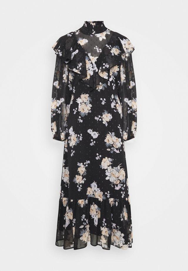 WIYANA DRESS - Robe longue - schwarz