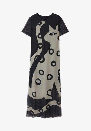BY MIRANDA MAKAROFF - Day dress - black