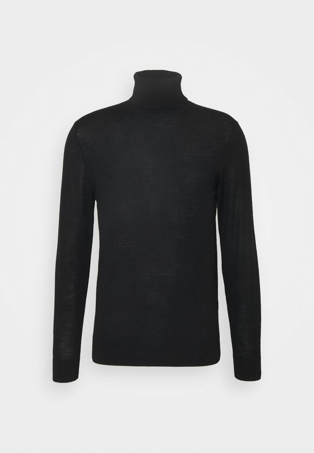 NEW BASIC TURTLE - Pullover - black