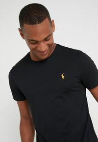 Polo Ralph Lauren - SLIM FIT - T-shirt basic - black - 3