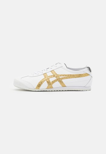 MEXICO 66 - Sneakersy niskie - white/pure gold